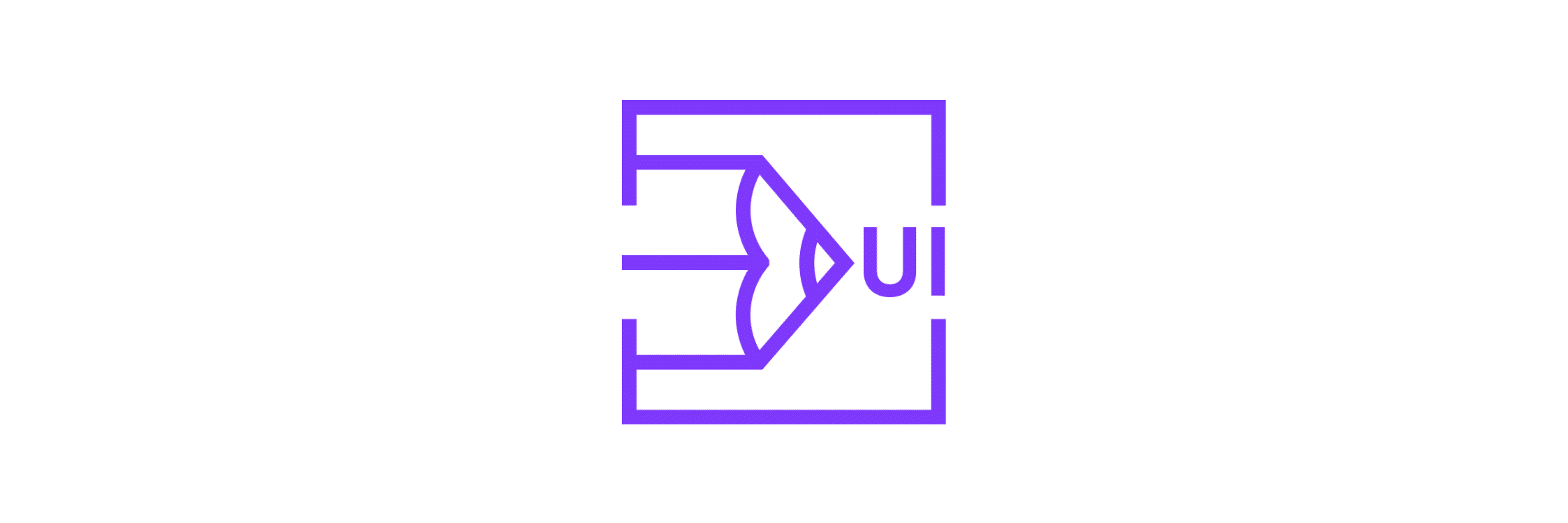 Mobile app development process. UI