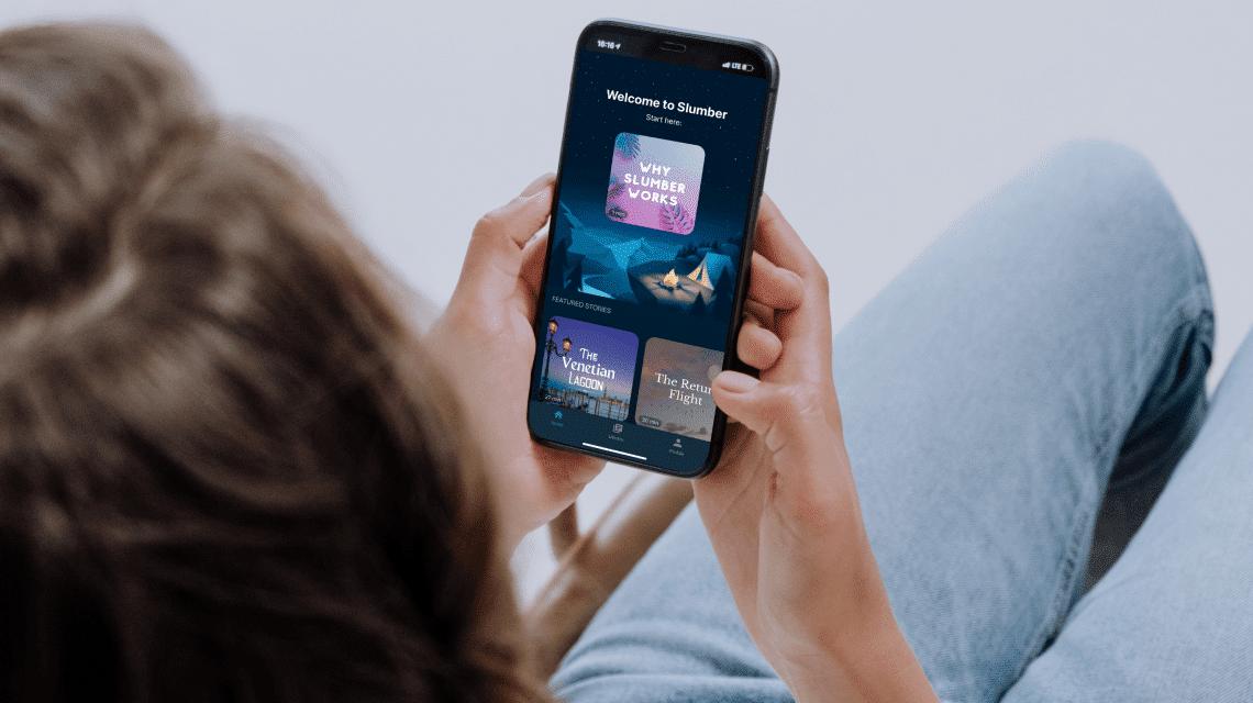 MVP development for a sleeping app