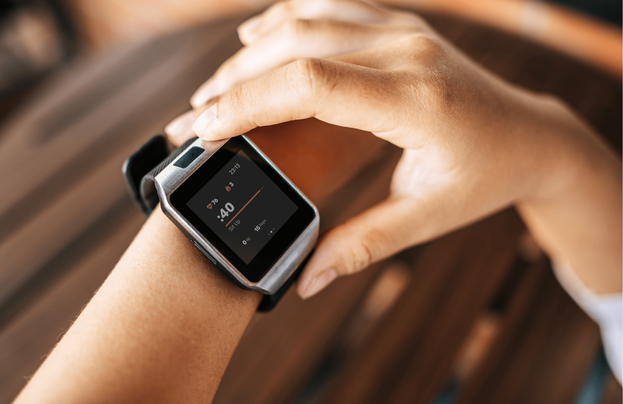 Wearable device integration_Truconnect_sport_app_